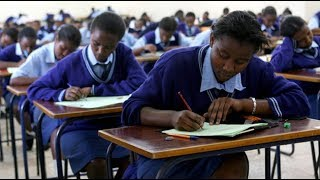 KCSE national examinations enters day two with over 615,000 candidates sitting the test