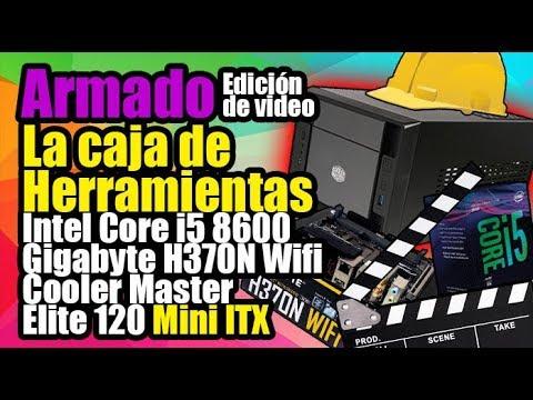 ARMADO para Edición de vídeo