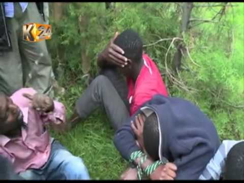 Residents beat up students caught engaging in immoral acts in rented room in Uasin Gishu