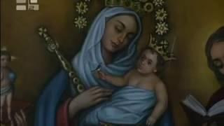 El santuario de Nuestra Señora del Rosario de Chiquinquirá