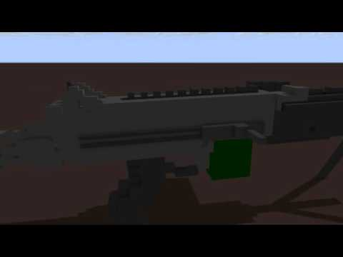 Mine Imator Guns Now Updated Minecraft Project