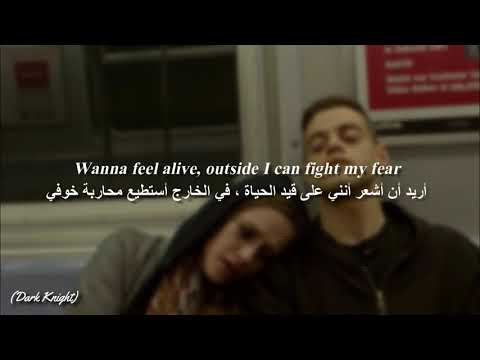 billie eilish    lovely Lyrics ft  Khalid مترجمة   YouTube