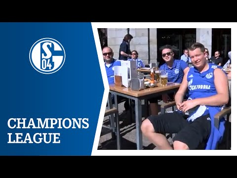 Schalker in Madrid