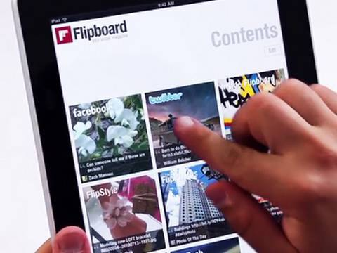 Flipboard – A Social Magazine for Your iPad