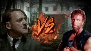 Hitler VS Chuck Norris