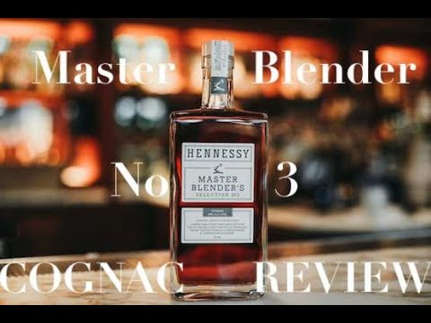 Hennessy Master Blend No. 3 Cognac Review No. 42