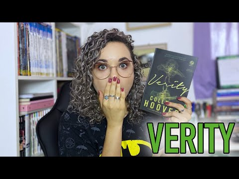 RESENHA VERITY | COLLEEN HOOVER
