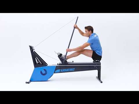 KayakFirst Kayak paddle machine, ergometer
