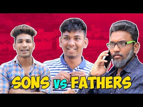 fathers vs son Hyderabadi Hindi comedy Video series