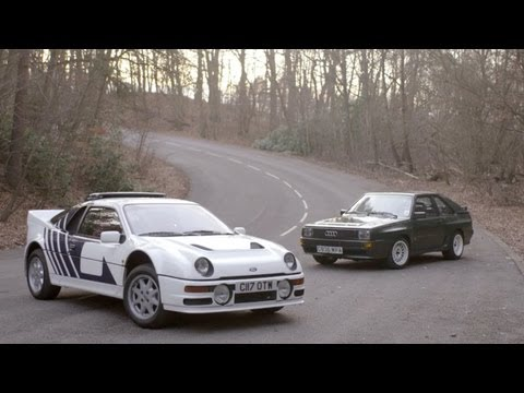 Group B Worship: Ford RS200 And Audi Sport Quattro - /CHRIS HARRIS ON CARS