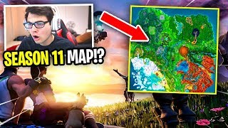 Fortnite SEASON 11 is going to CHANGE EVERYTHING... (New Map, Bots, Etc)