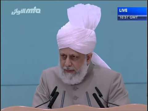 Ansprache des Kalifen (aba) an die Frauen auf der Jalsa Salana 2012