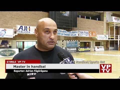 Master în handbal