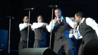 New Edition - Cool It Now/My Secret/Count Me Out (Live)