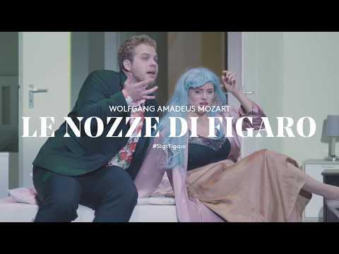 Le nozze di Figaro - Staatsoper Stuttgart Trailer