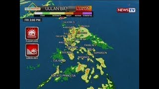 BT: Weather Update As Of 12:23 P.m. (May 24, 2019)