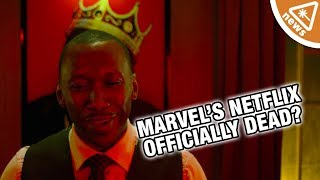 MCU's Phase 5 Confirms Marvel's Netflix Universe Isn't Canon! (Nerdist News w/ Amy Vorpahl)