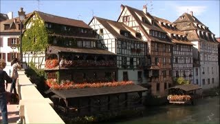 Strasbourg France • Strasbourg Tour Including its Gothic Cathedral
