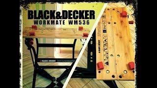 BLACK&DECKER WORKMATE WM536