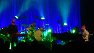 "Andrew McMahon In The Wilderness - ""Driving Through a Dream"" LIVE at Fonda Theatre - Hollywood, CA"