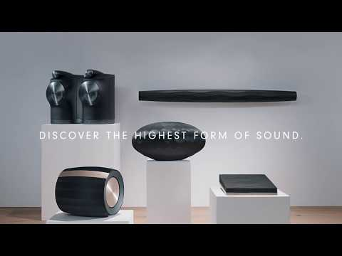 Bowers & Wilkins Formation Bass (Bluetooth, Wi-Fi, Airplay 2, aptX)