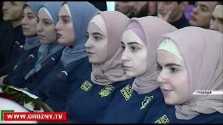 Рамзан  Кадыров встретился с активистами молодежных организаций ЧР
