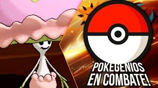 Shiinotic  - (Pokémon) - POKÉMON ULTRASOL & ULTRALUNA: POKEGENIOS EN COMBATE, ¡NO SUBESTIMES A SHIINOTIC!