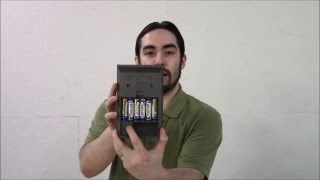 How to Set Up Jacob Jensen Wireless Doorbell Complete Overview - Tutorial