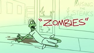 Raised By Zombies - Ep 1 - Zombies