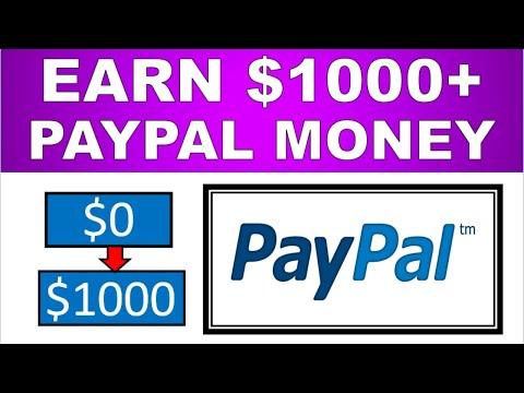 Uždirbti internete nuo 1000 iki 7000