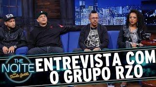 The Noite (17/07/15) - Entrevista com o Grupo RZO