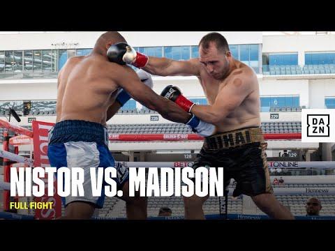 Михай Нистор – Колби Мэдисон / Nistor vs. Madison