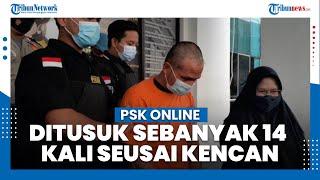 PSK Online Ditusuk 14 Kali oleh Pelanggannya, Berawal dari Ribut soal Tarif