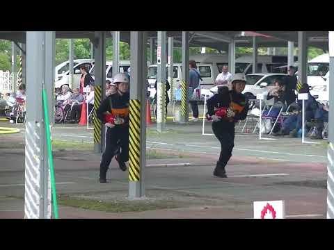 秋川地区 自衛消防審査会 光明第六保育園隊