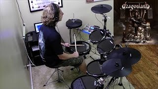 DRAGONLAND // Shadow of the Mithril Mountains // Drum Cover by Christian Carrizales