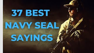 37 Best Navy SEAL Sayings   Motivational Quotes