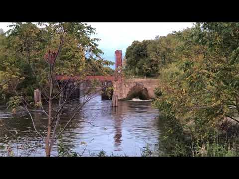 Video Of Lock 22 - Hennepin Canal State Trail, IL
