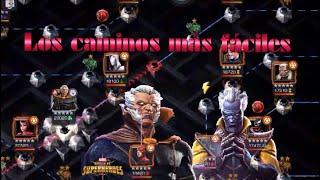 Los caminos más fáciles para volverse Irreclamable | Marvel Contest Of Champions