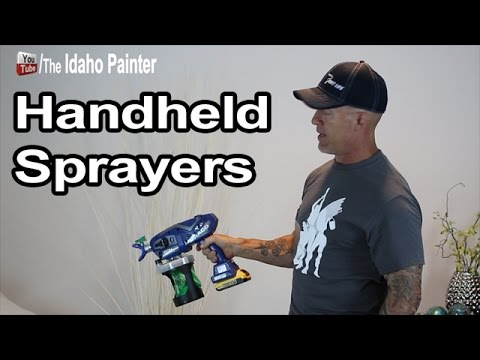 Graco Ultra Handheld Paint Sprayer Test & Review