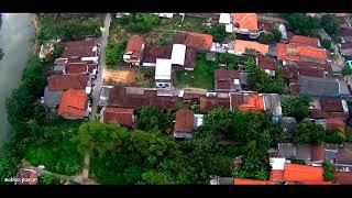 Footage drone mjx bugs 12 eis suasana pagi didesa
