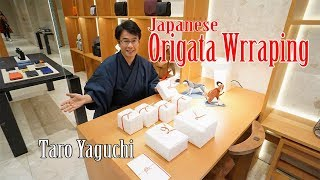 Japanese Origami Wrapping