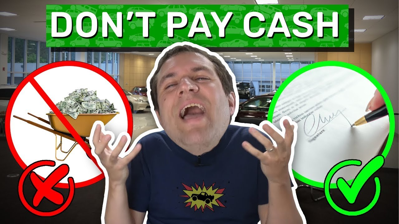 Why You Need To Financing Your Vehicle (And Not Pay Money) thumbnail