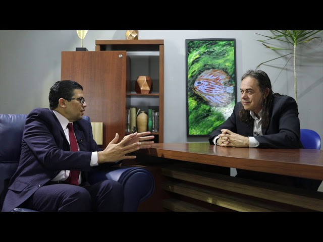 Deputado João Luiz fala ao Conexão sobre os desafios da política no Amazonas