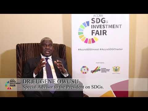 Dr Eugene Owusu