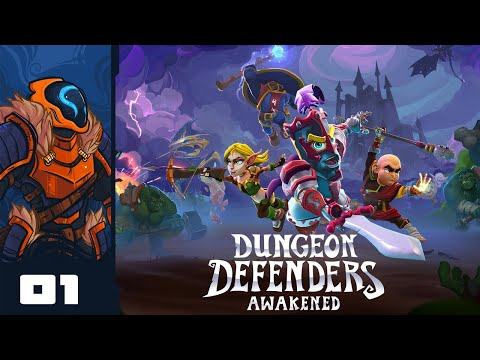 Gameplay de Dungeon Defenders Awakened