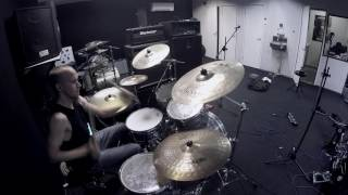 DARK FUNERAL - Hail Murder (Drum Cover)