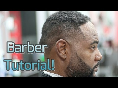 Haircut Tutorial! Temp Fade with Twist on Top using Fast Feeds