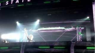 Armin Van Buuren - Forever is Ours ( New Single ) live at ASOT 600 Beirut