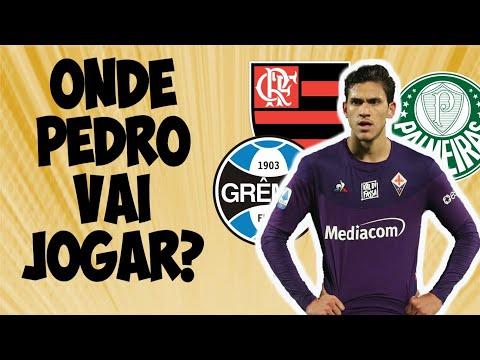 O que há de verdade em Pedro no Flamengo? Palmeiras e Grêmio também o querem
