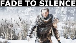 Fade To Silence Gameplay (No Commentary) (Steam Survival RPG Game 2017)